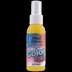 Color spray (Σπρέι) Maxi Decor 50ml Κίτρινο 430000661