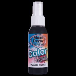 Color spray (Σπρέι) Maxi Decor 50ml Μολυβί περλέ 430000237