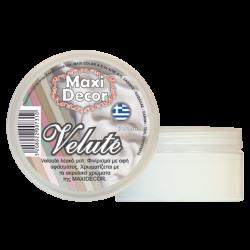 Βερνίκι Velute λευκό ματ 100ml Maxi Decor 430000919