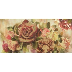 Πίνακας εκτύπωση καμβάς τριαντάφυλλα INART 3-90-006-0138