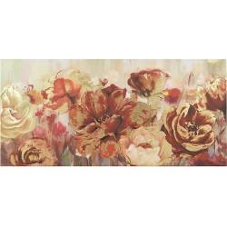 Πίνακας καμβάς τριαντάφυλλα INART 3-90-006-0137