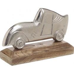 Αυτοκίνητο αλουμίνιο/ξύλο INART 3-70-895-0017