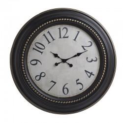 Ρολόι τοίχου PL καφέ/εκρού 76εκ. INART 3-20-828-0086