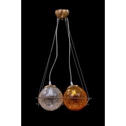 Φωτιστικό 2φωτο Μπάλα BALL-2