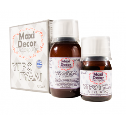 Υγρό γυαλί  Maxi Decor 150 ml