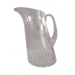 Κανάτα κρασιού γυάλινη λοξή SP TABLEWARE CRYSTAL 1 litre 10024075