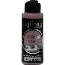 """Χρώμα υβριδικό ακρυλικό 120ml CADENCE """"SEDONA"""" H-027"""