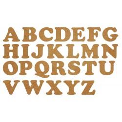 Γράμμα κεφαλαίο λατινικό 5 εκ 2-04-0505-ENG