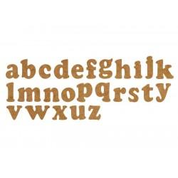 Γράμμα μικρό λατινικό από MDF 3,5 εκ 2-04-3535-ENG