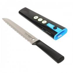 Μαχαίρι  ψωμιού με θήκη ακονίσματος  15εκ Wiltshire 871147