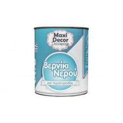 Βερνίκι νερού γυαλιστερό 750ml Maxi Decor