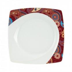 Σερβίτσιο φαγητού Σετ 20τμχ Πορσελάνης Celebration WM COLLECTION 9187/5108-20