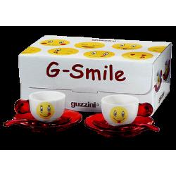 Φλιτζάνια εσπρέσο σετ 2 G-SMILE GUZZINI 23830165