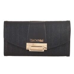 Πορτοφόλι μαύρο Privata 92233-1