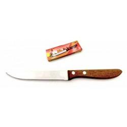 Μαχαίρι κουζίνας ξύλινο ισιο 21,50 cm Home style  73555011