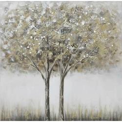 Πίνακας καμβάς δέντρα 80χ80 INART 3-90-519-0200