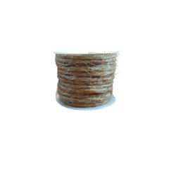 Κορδόνι γιούτα φυσικό 3 χλ χ 4,5 μ. 18950-20