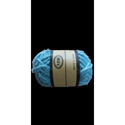 Κορδόνι μαλλί θαλασσί 10μ 82343-14