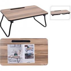 Τραπεζάκι κρεββατιού  MDF/μεταλλο 52,5Χ30Χ21,50 εκ JK Home Decoration 589102