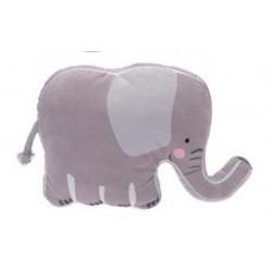 Διακοσμητικό μαξιλάρι ζωάκι σχέδιο Ελέφαντας  43Χ8Χ27  JK Home Decoration 226564e