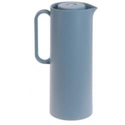 Κανάτα θερμός 1 λίτρο 11Χ15Χ30 εκ γαλάζια PL JK Home Decoration 407161Γ