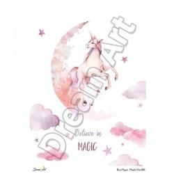 Ριζόχαρτο decoupage 41x32 Dream Art No 060