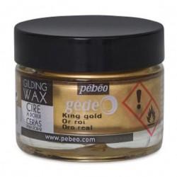 Κεροπατίνα Pebeo King Gold 30ml 766507