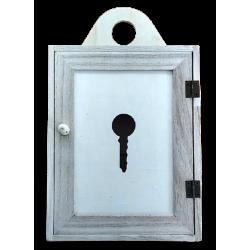 Κλειδοθήκη ξύλινη 16χ5χ26 εκ 19862