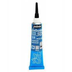 Περίγραμμα setacolor 3D PEBEO 20ml ocean blue 557614