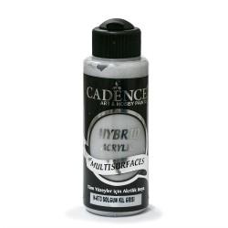 """Χρώμα υβριδικό ακρυλικό 120ml CADENCE """"Pale clay gray """" H-073"""