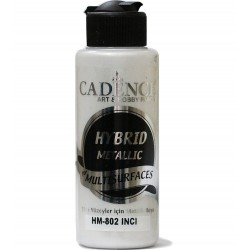 """Χρώμα υβριδικό μεταλλικό 120ml CADENCE """"pearl"""" HM-802"""