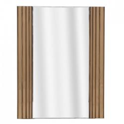 Καθρέφτης ξύλινος natural 70Χ42Χ90εκ INART 3-95-280-0003