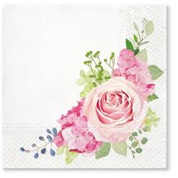 Χαρτοπετσέτα για decoupage 33x33 Daisy  TL703700