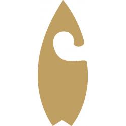 Ταμπελάκι πόρτας σανίδα Surf MDF  8Χ20 εκ 3-04-229