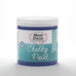 Χρώμα Κιμωλίας (Chalk paint ) Maxi Decor (ΜΠΛΕ ΠΑΓΩΝΙΟΥ) 250ml CHP-604