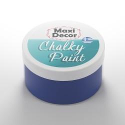 Χρώμα Κιμωλίας (Chalk paint ) Maxi Decor (ΜΠΛΕ ΠΑΓΩΝΙΟΥ) 100ml CHP-604