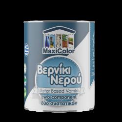 Βερνίκι νερού 2 Συστατικων σατινέ 750ml + 150 ml Maxi Decor κωδ. satin750-2set