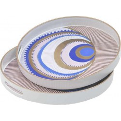 """Δίσκος PL """"μάτι"""" ΣΕΤ/2τεμ. Δ37χ4 INART 3-70-973-0017"""