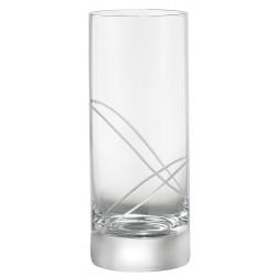 Ποτήρι σωλήνα σετ 6 DIVA CIRCLE