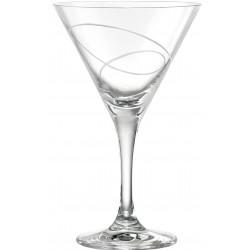 Ποτήρι μαρτίνι σετ 6 DIVA CIRCLE