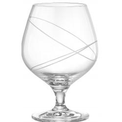 Ποτήρι κονιάκ σετ 6 DIVA CIRCLE